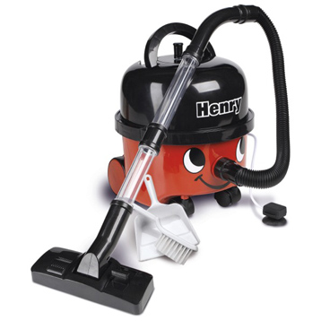 Little Helper Henry Vacuum Cleaner