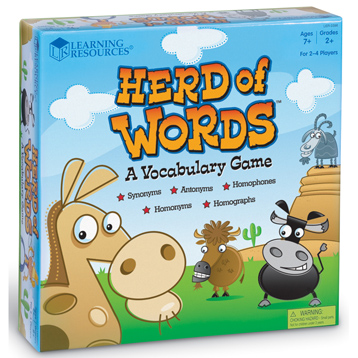 Herd of Words Vocabulary Game
