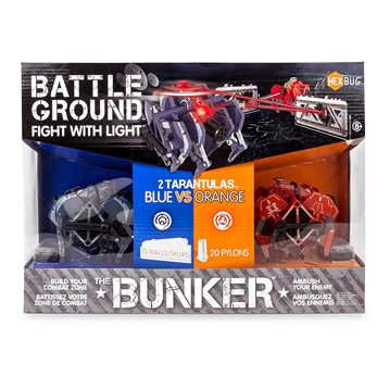 Battle Ground Bunker Playset
