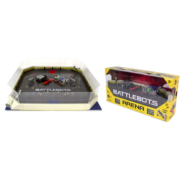 Battlebots Arena Playset