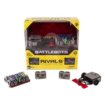 Battlebots Rivals Twin-Pack