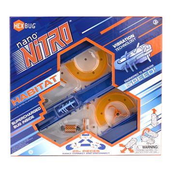 Nano Nitro Habitat Set