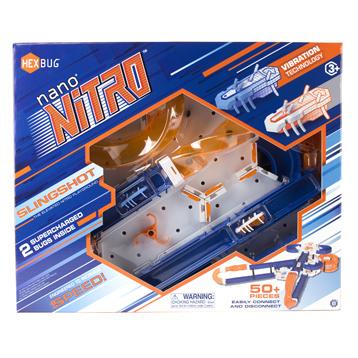 Nano Nitro Slingshot Set