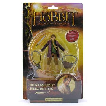 Bilbo Baggins Action Figure