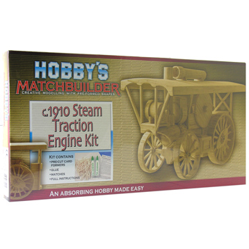 1910 Steam Traction Engine Kit