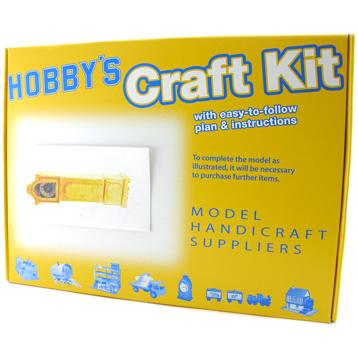 Craft Kit Grandfather Clock