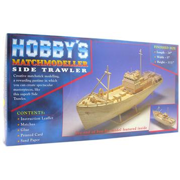 Matchmodeller Side Trawler