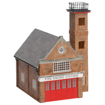 Country Fire Station - R8626