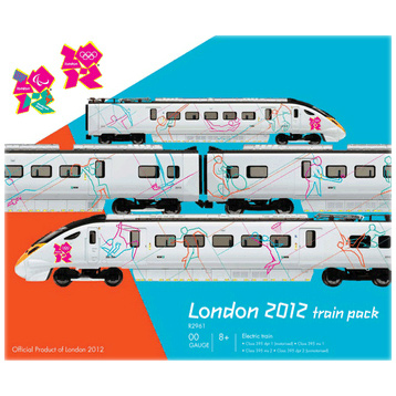 London 2012 Express Train Pack