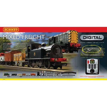 Mixed Freight Digital Set R1126
