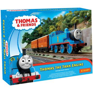 Hornby 00 Gauge Electric Train Set