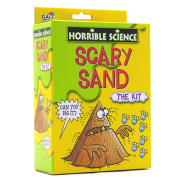 Scary Sand