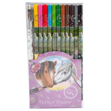 Horses Dreams Coloured Pencil Set
