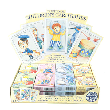 Classic Childrens Card Games