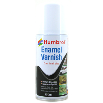 Enamel Varnish Spray Paint