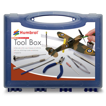 Kit Modellers Big Tool Set