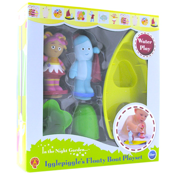 Iggle Piggle's Floaty Boat Playset