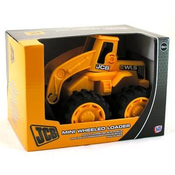"""JCB 7"""" Mini Sand Trucks"""