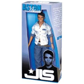 JLS Aston Doll