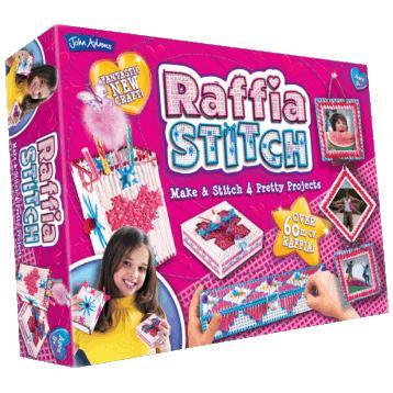 Raffia Stitch