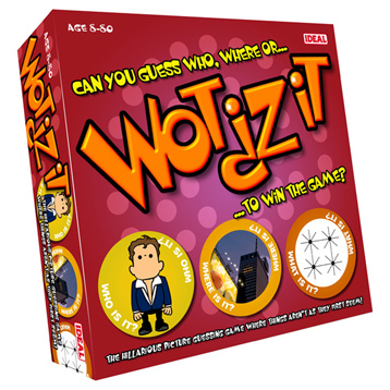 Wot Iz It?