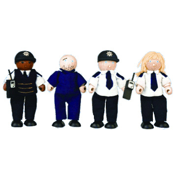 City Police & Prisoner Figures