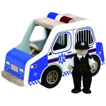 City Police Vehicle