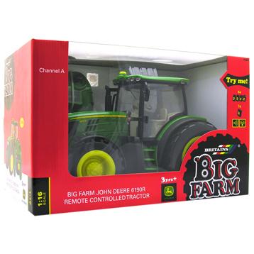 John Deere 6190R Big Farm Radio Control Tractor
