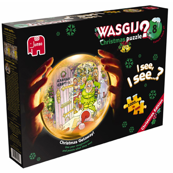 Christmas Wasgij No.8