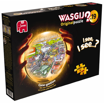 Wasgij Original No.19