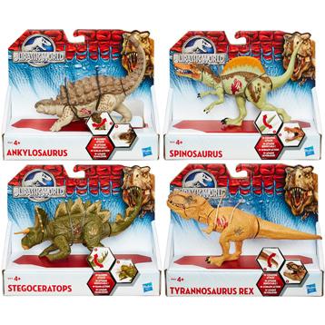 Jurassic World Bashers And Biters