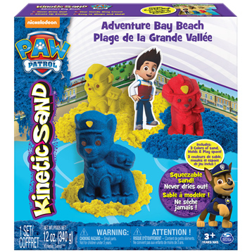 Kinetic Sand Adventure Bay Beach