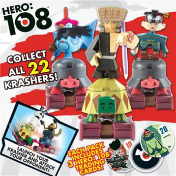 Kingdom Krashers Single Figure Pack