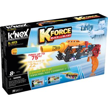 K-10X Building Set