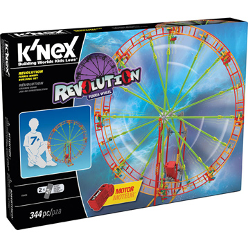 Revolution Ferris Wheel Building Set