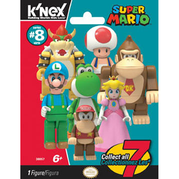 Super Mario Collectable Figure Mystery Bag (Series 8)