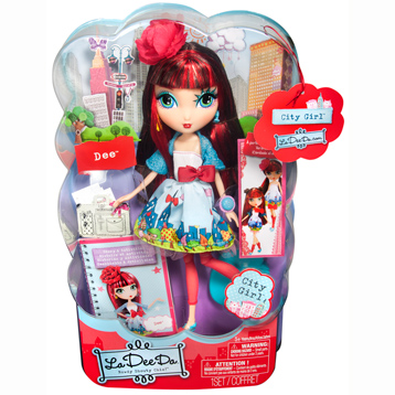 Dee 'City Girl' Signature Doll