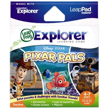 Disney Pixar Pals