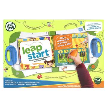 Leapstart Preschool Interactive Learning System