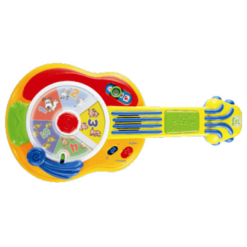 Learn & Groove Bilingual Guitar