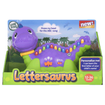 Lettersaurus