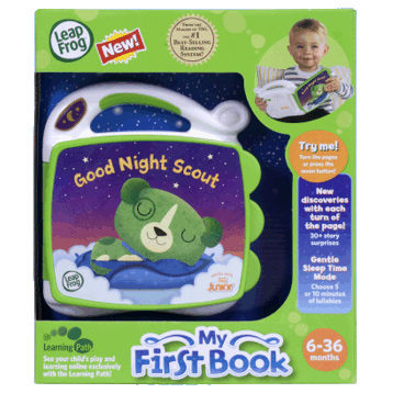 My First Book - Good Night Scout