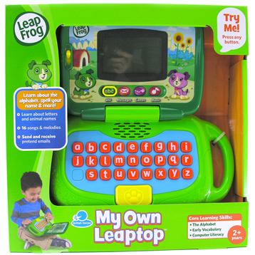 My Own Leaptop Green