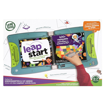 Leapstart Primary School Interactive Learning System