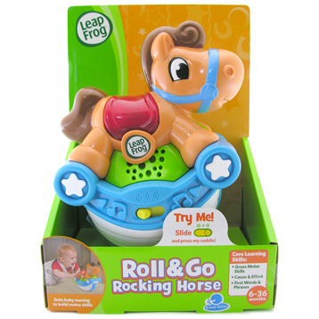 Roll & Go Rocking Horse