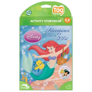 Disney Princess Adventures Under the Sea