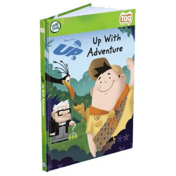 Disney Pixar Up With Adventure