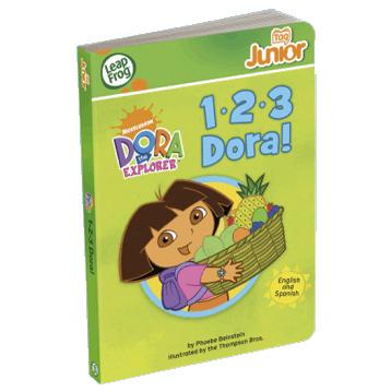 Dora the Explorer 1.2.3 Dora!