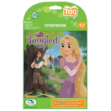 Disney Tangled Storybook