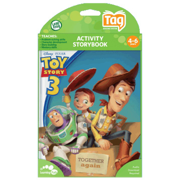 Disney Pixar Toy Story 3 Together Again Storybook